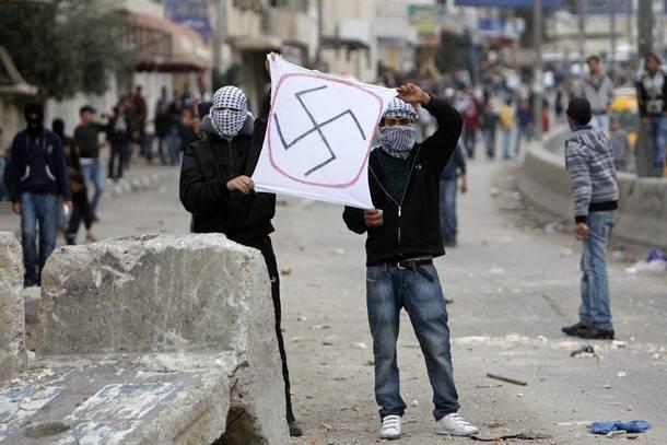 Palestinian-Anti-Semitism